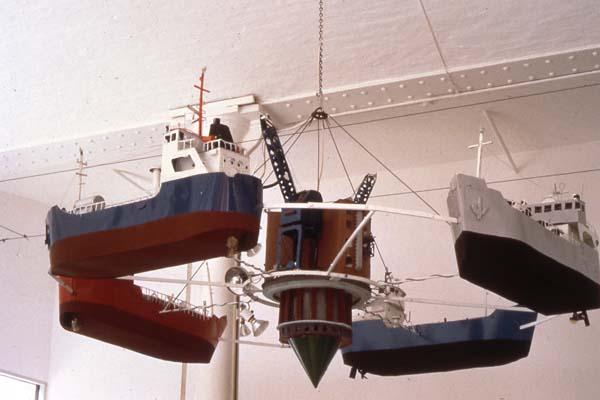Ship Chandelier