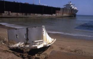 Ship Breakers, Gaddani Beach, Pakistan