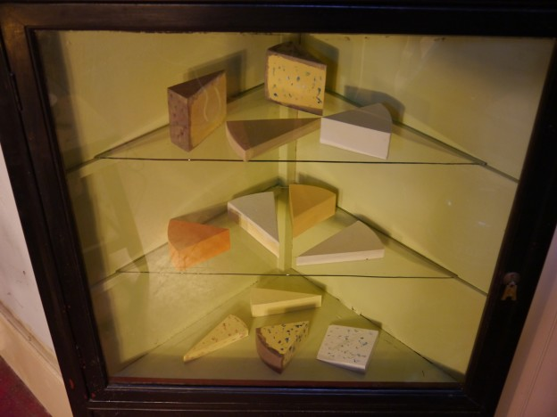 Cheese Cabinet