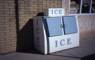 ice bin