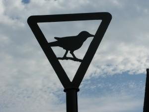 Bird Sign 4
