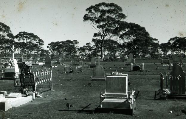 Kalgoorlie Graveyard