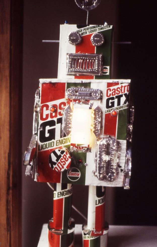 Tin Robot2