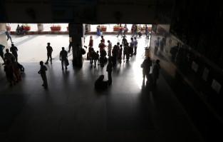 Delhi Rail station
